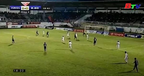 Vòng 14 Toyota V-League - HAGL 2-1 Becamex Bình Dương