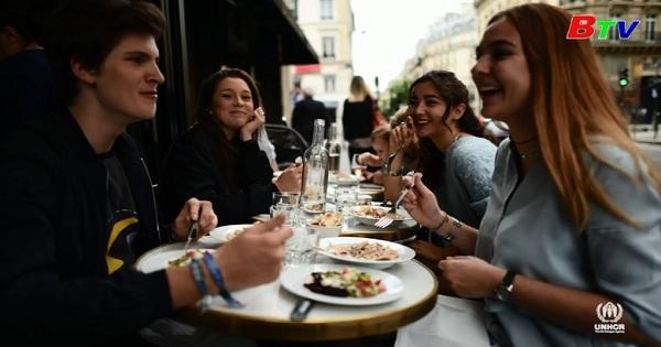 Lễ hội ẩm thực của người tị nạn giúp gắn kết con người