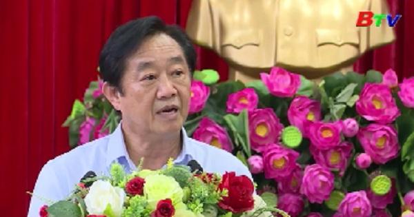 Thường trực tỉnh ủy tổ chức hội nghị quán triệt và triển khai các Nghị quyết của Đảng