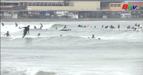 Shonan - Cái nôi văn hóa lướt sóng hiện đại Nhật Bản