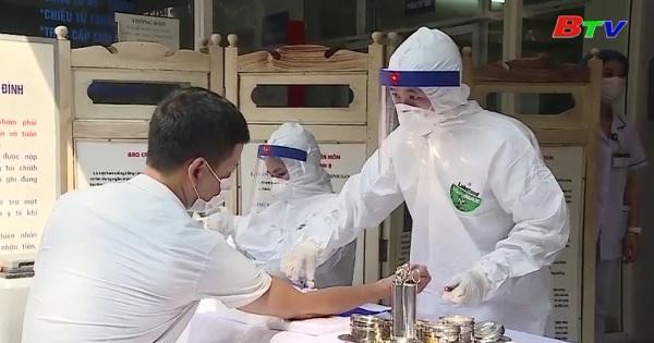 Việt Nam cán mốc 1 triệu xét nghiệm PCR
