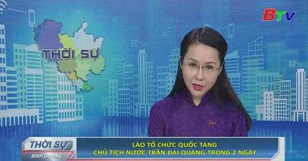 Lào tổ chức quốc tang Chủ tịch nước Trần Đại Quang trong hai ngày