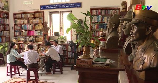 Phát huy văn hóa đọc từ thư viện tư nhân