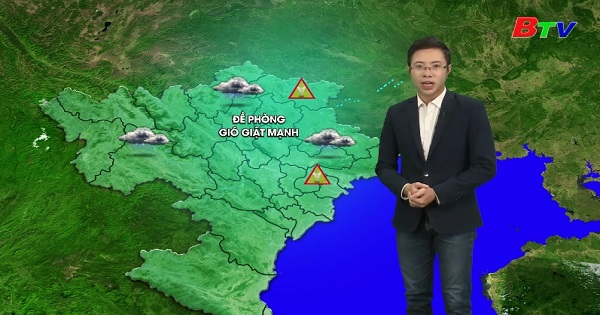 Bàn tin Thời tiết (22/10/2019)