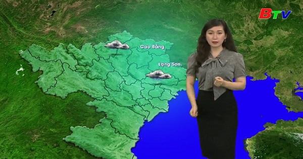 Bản tin Thời tiết (Ngày 23/10/2019)
