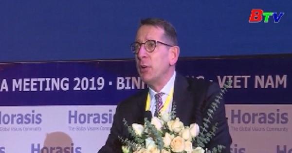 Khai mạc Diễn đàn họp tác kinh tế Châu Á Horasis 2019