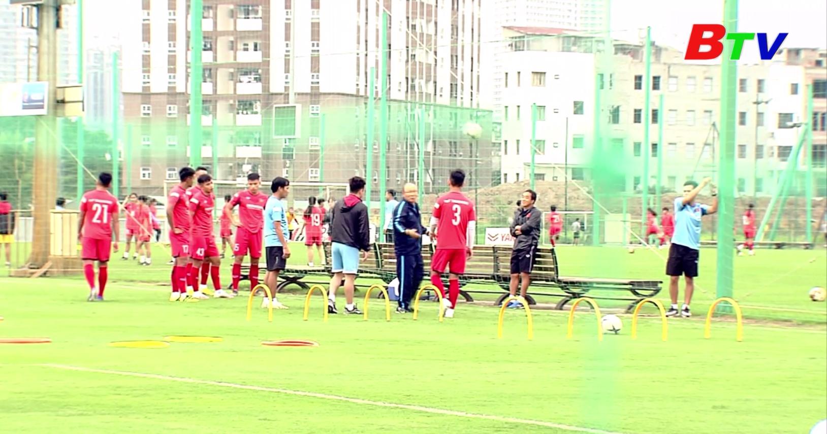 Lịch thi đấu dày đặc của U22 Việt Nam và Đội tuyển Việt Nam trong năm 2021