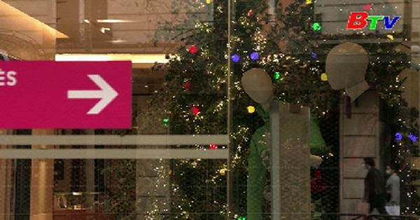 Châu Âu chuẩn bị đón Giáng Sinh trong bối cảnh dịch bệnh