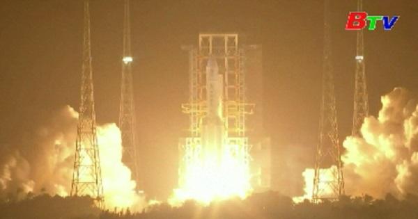 Trung Quốc phóng tàu thám hiểm lên Mặt trăng