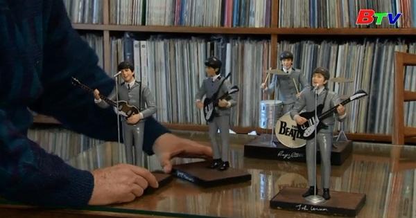 Bán đấu giá bộ sưu tập kỷ vật của Ban nhạc The Beatles