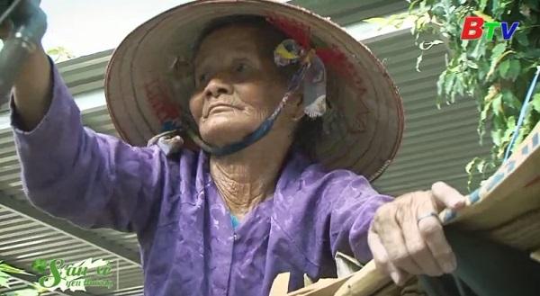 San Sẻ Yêu Thương - Hoàn cảnh bà Nguyễn Thị Quỳ (Tổ 4, KP Khánh Lộc, Phường Tân Phước Khánh, TX Tân Uyên)