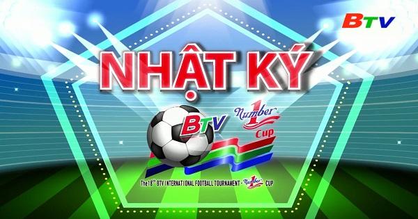 Nhật ký BTV - Number One Cup lần thứ 18 (chương trình 1)