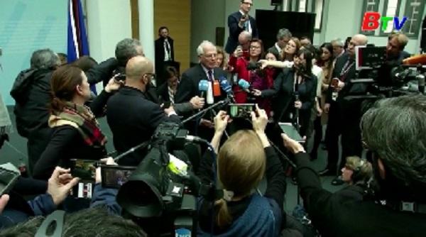 Các bên còn lại tham gia thỏa thuận hạt nhân Iran sẽ gặp nhau tại Vienna (Áo) vào tháng 2 tới