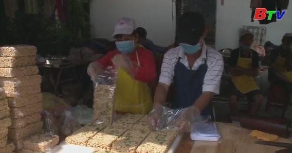 Đảm bảo an toàn thực phẩm lễ hội Chùa Bà Bình Dương