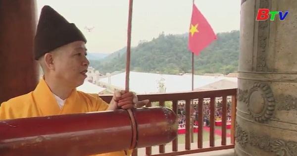 Khai hội Xuân Yên Tử 2018
