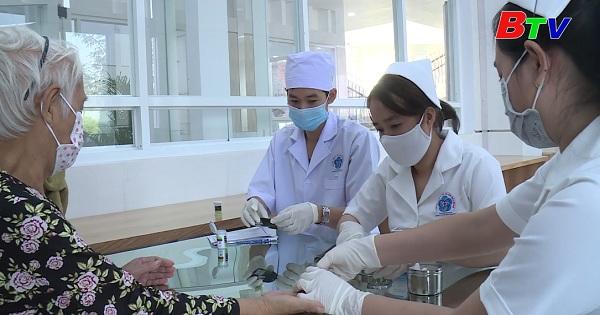 Câu lạc bộ Thầy thuốc trẻ huyện Bàu Bàng - Nơi có những tấm lòng nhân ái