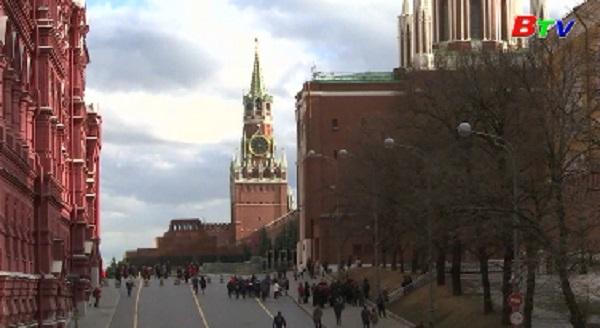 Nga tuyên bố sẵn sàng cải thiện quan hệ với Mỹ
