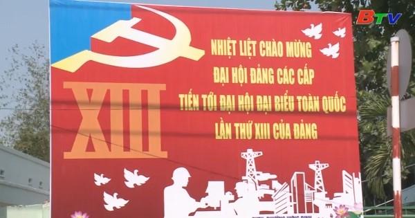 Công tác chuẩn bị đại hội Đảng bộ Thuận An kịp thời, chu đáo, bảo đảm yêu cầu
