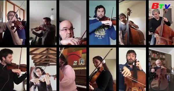 Bồ Đào Nha - Hòa nhạc giao hưởng trực tuyến