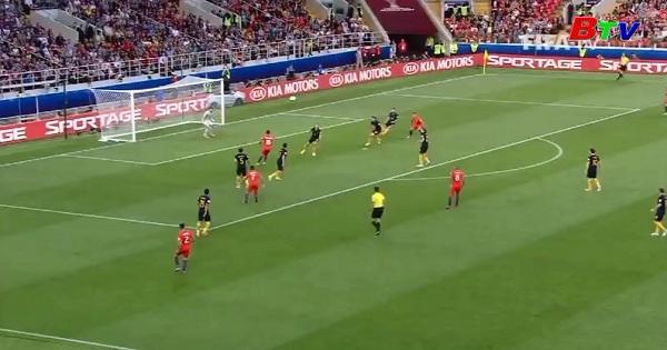 Bảng B – Confed Cup 2017- Chile 1-1 Australia