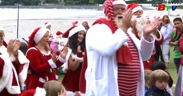Hội nghị ông già Noel lần thứ 60 ở Đan Mạch