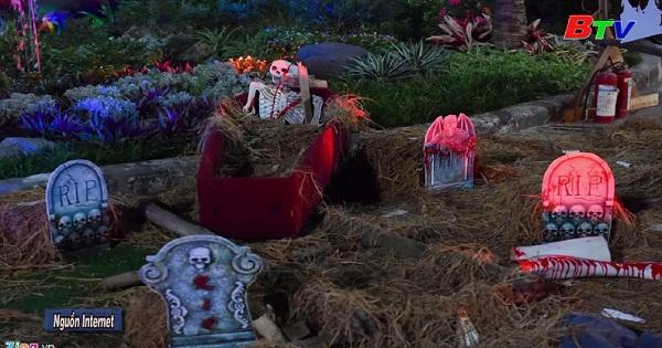 Lễ hội Halloween tại Việt Nam