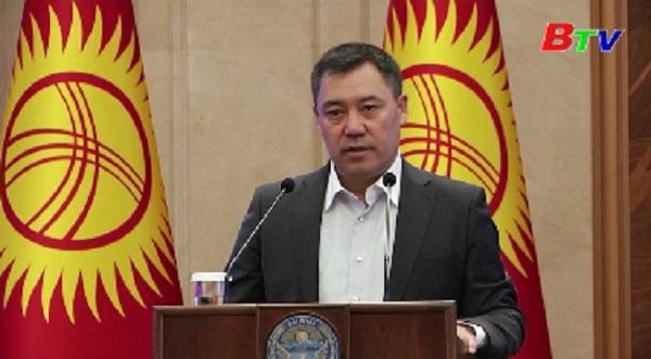 Kyrgyzstan thông báo tổ chức bầu tổng thống