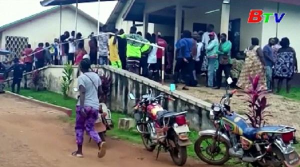 Tấn công trường học ở Cameroon