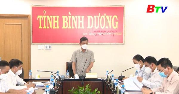 Ủy ban nhân dân tỉnh họp về công tác cải cách hành chính