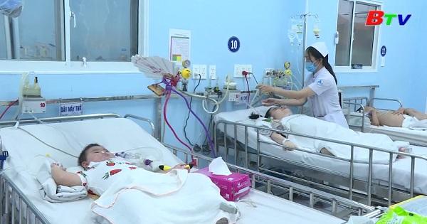 Bệnh viêm phổi ở trẻ