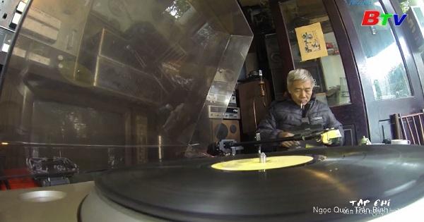 Về Hà Nội thưởng thức không gian âm nhạc ở cà phê Nhạc Xưa