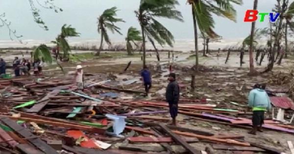Nicaragua thiệt hại gần 750 triệu USD do bão Eta và Iota