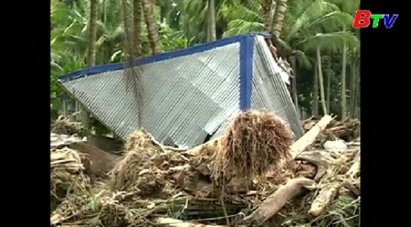 240 người chết vì bão Tembin ở Philippines