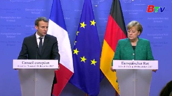 Pháp, Đức hối thúc thực thi một giải pháp hòa bình ở miền Đông Ukraine