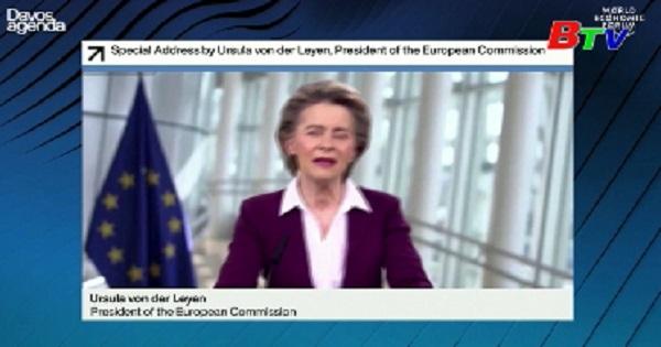 EU kêu gọi các hãng sản xuất vaccine tôn trọng cam kết