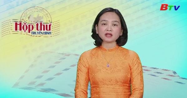 Hộp thư Truyền hình (Chương trình ngày 26/2/2018)