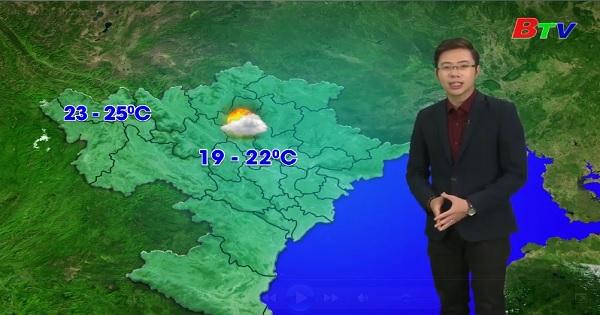 Bản tin Thời tiết (Ngày 20/02/2020)