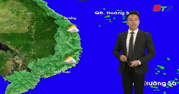 Bản tin Thời tiết (Ngày 22/02/2020)