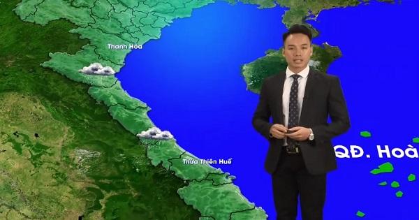 Bản tin Thời tiết (Ngày 23/02/2020)