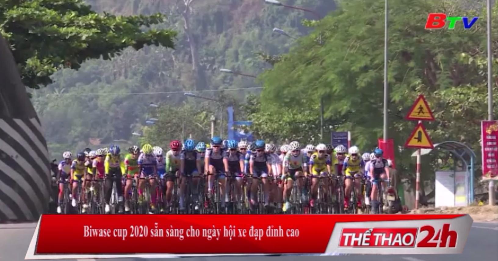 Biwase Cup 2020 - Sẵn sàng cho ngày hội xe đạp đỉnh cao