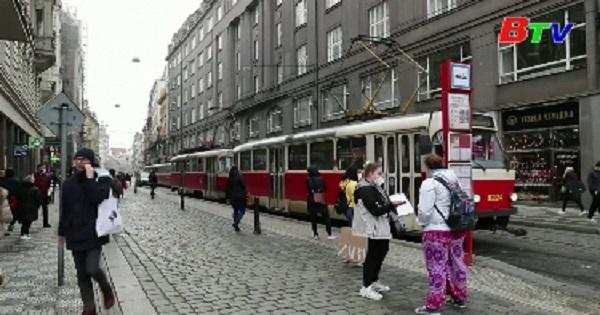Séc ban bố tình trạng khẩn cấp mới