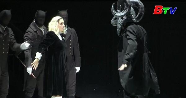 Nhà hát Bonshoi, Nga mở màn chương trình biểu diễn mùa đông với vở  Salome