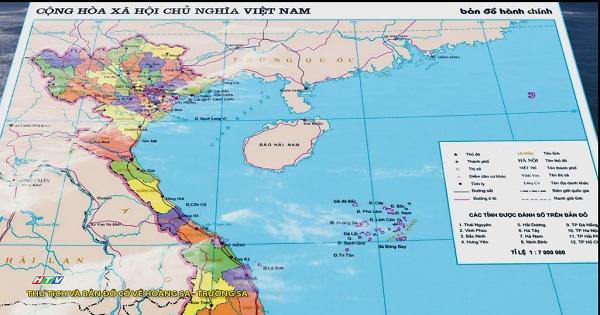Biển đảo Việt Nam, nguồn cội tự bao giờ - Thư tịch và bản đồ cổ về Hoàng Sa - Trường Sa