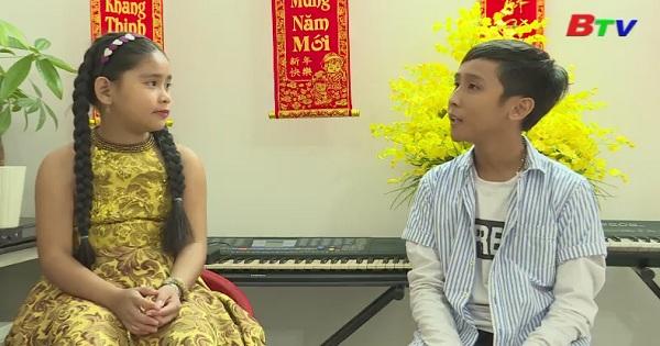 Nhịp cầu thân ái - Giao lưu với bạn Thiên Phú