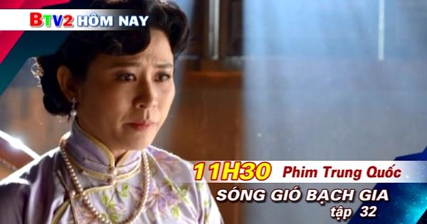 Phim trên BTV2 ngày 27/05/2017