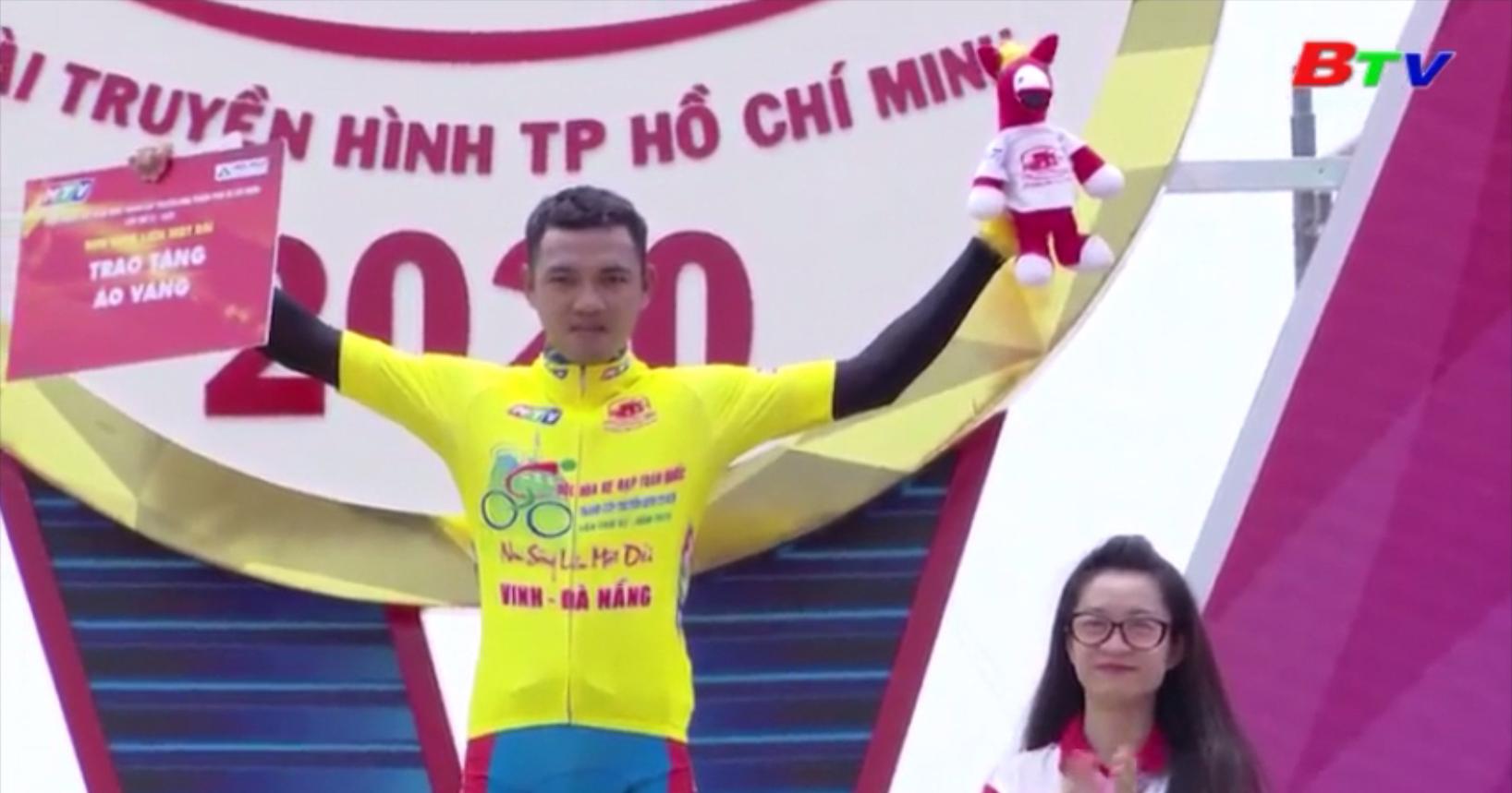 VĐV Nguyễn Tấn Hoài - Niềm tự hào của xe đạp Đồng Tháp