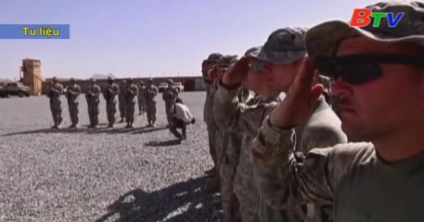 Mỹ cập nhật tiến độ rút quân khỏi Afghanistan