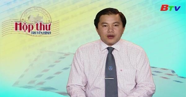 Hộp thư Truyền hình (Chương trình ngày 24/6/2017)