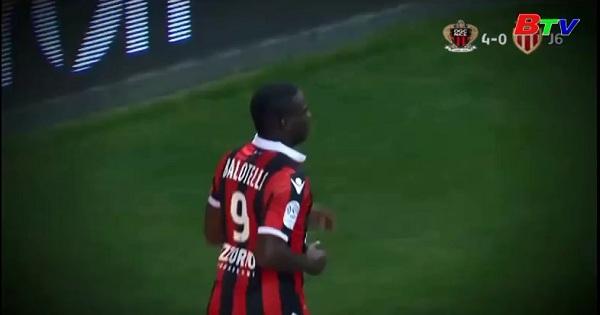 CLB Nice gia hạn hợp đồng với Mario Balotelli
