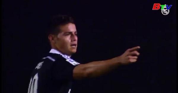 James Rodriguez đạt thỏa thuận cá nhân với Man United